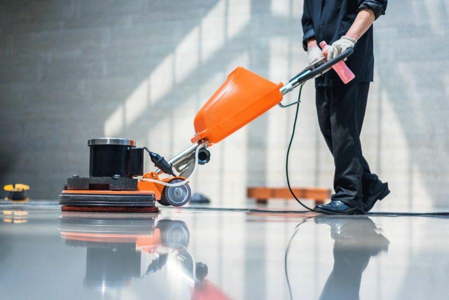 Lustrino Servizi Pulizia Professionale Pavimenti Commerciali