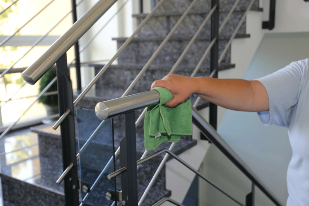 pulizia e sanificazione nelle strutture scolastiche