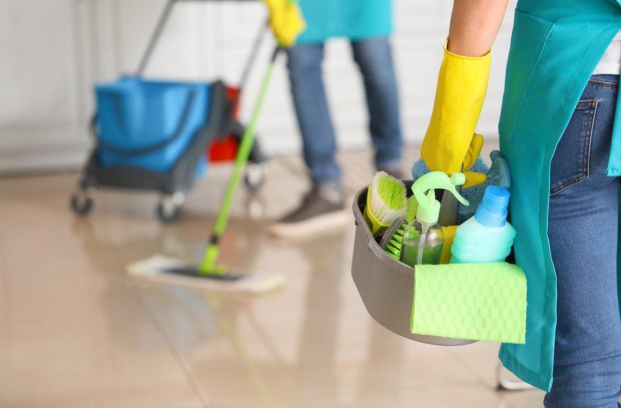 impresa di pulizie prato